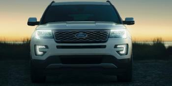 2016 Ford Explorer problems and complaints.