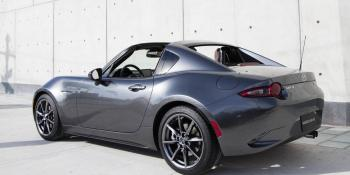 Review: Mazda Miata MX-5 hardtop convertible