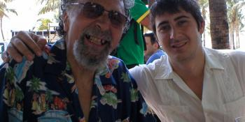 Tom Magliozzi and his son Alex