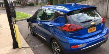 Electric Cars Are a Good, Lower-Maintenance Option