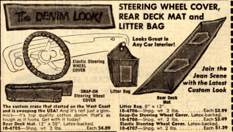 Christmas Gifts for Car Lovers From the JC Whitney Catalog